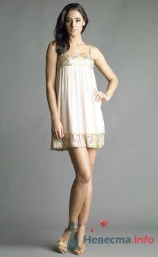 Коктейльное платье Ugo Zaldi от ПЛЮМАЖ