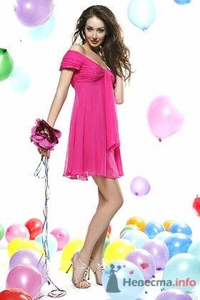 Коктейльное платье CHATEAU MARGAUX - фото 30429 Плюмаж - бутик выходного платья и костюма