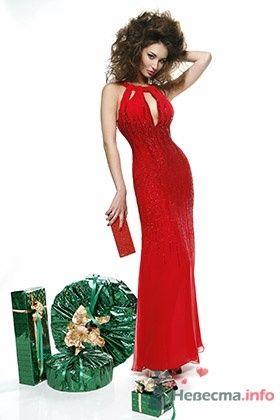 Вечернее платье CHATEAU MARGAUX - фото 30433 Плюмаж - бутик выходного платья и костюма