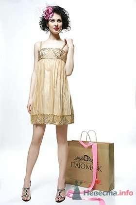 Коктейльное платье CHATEAU MARGAUX - фото 30438 Плюмаж - бутик выходного платья и костюма