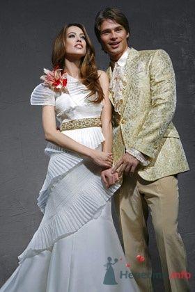 Свадебное платье Atelier Aimee - фото 30450 Плюмаж - бутик выходного платья и костюма