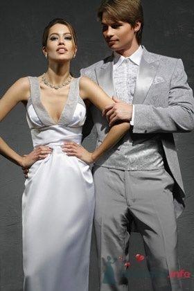 Свадебное платье David Fielden - фото 30452 Плюмаж - бутик выходного платья и костюма