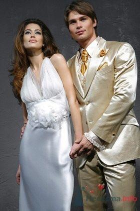 Свадебное платье Vera Wang - фото 30453 Плюмаж - бутик выходного платья и костюма