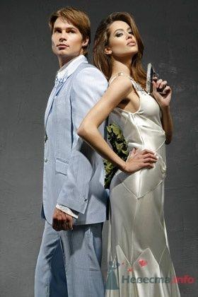Свадебное платье Vera Wang - фото 30456 Плюмаж - бутик выходного платья и костюма