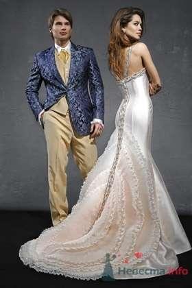 Свадебное платье Atelier Aimee - фото 30460 Плюмаж - бутик выходного платья и костюма