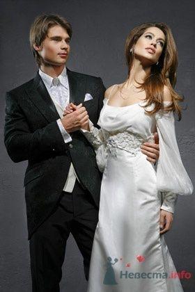Свадебное платье Domo Adami - фото 30463 Плюмаж - бутик выходного платья и костюма