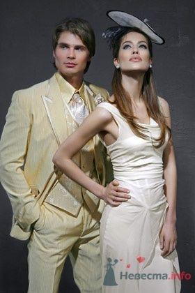 Свадебное платье Domo Adami - фото 30467 Плюмаж - бутик выходного платья и костюма