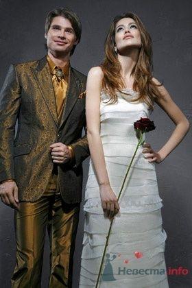 Свадебное платье Domo Adami - фото 30468 Плюмаж - бутик выходного платья и костюма