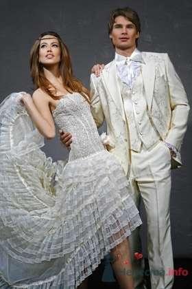 Свадебное платье Atelier Aimee - фото 30478 Плюмаж - бутик выходного платья и костюма