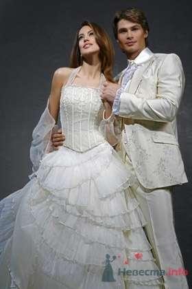 Свадебное платье Gaia - фото 30479 Плюмаж - бутик выходного платья и костюма