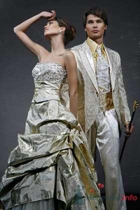 Свадебное платье Domo Adami - фото 30481 Плюмаж - бутик выходного платья и костюма