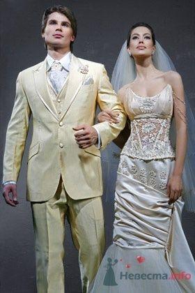 Свадебное платье ILANA - фото 30482 Плюмаж - бутик выходного платья и костюма