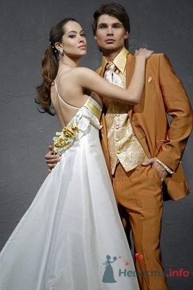 Свадебное платье Atelier Aimee - фото 30486 Плюмаж - бутик выходного платья и костюма