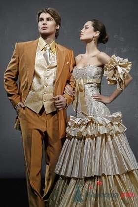 Свадебное платье Stelateodorou - фото 30487 Плюмаж - бутик выходного платья и костюма