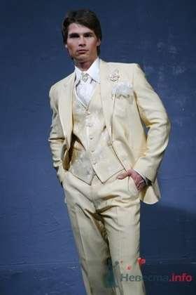 Мужской выходной костюм Ottavio Nuccio - фото 30507 Плюмаж - бутик выходного платья и костюма