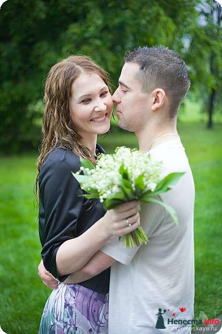 Фото 98982 в коллекции Love-Story - Татьяна и Иван - Фотограф Оксана Зазеленская