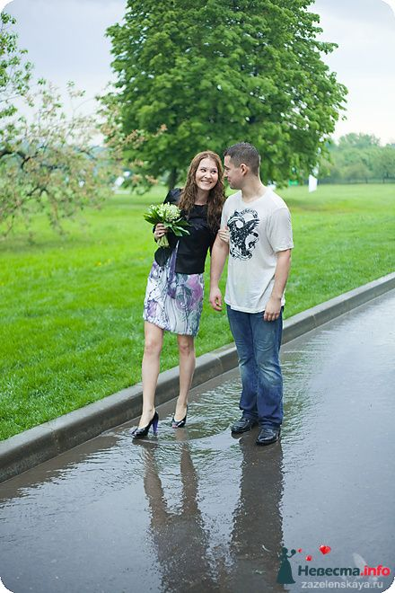 Фото 98989 в коллекции Love-Story - Татьяна и Иван