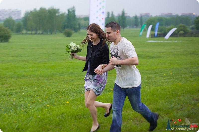 Фото 98994 в коллекции Love-Story - Татьяна и Иван - Фотограф Оксана Зазеленская