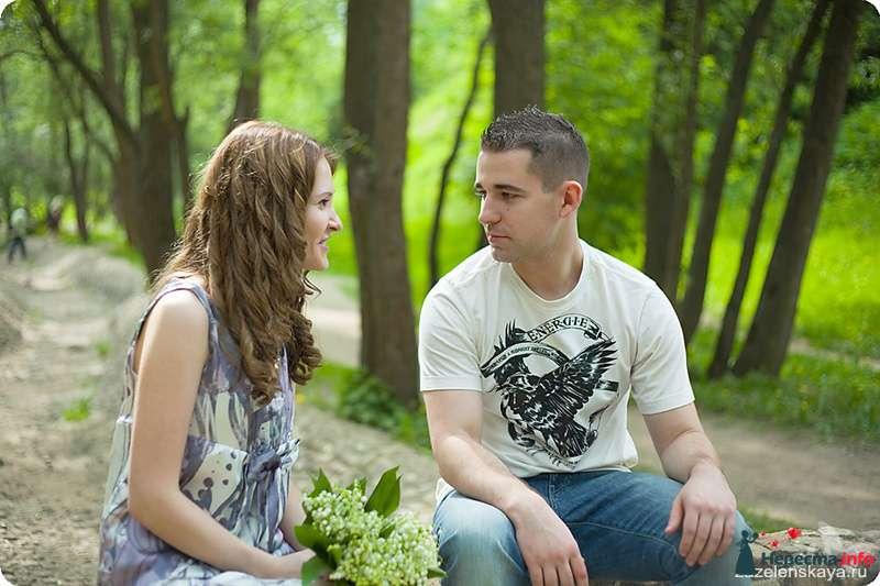 Фото 99016 в коллекции Love-Story - Татьяна и Иван - Фотограф Оксана Зазеленская