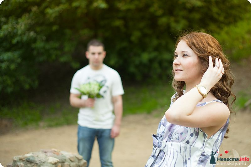 Фото 99023 в коллекции Love-Story - Татьяна и Иван - Фотограф Оксана Зазеленская