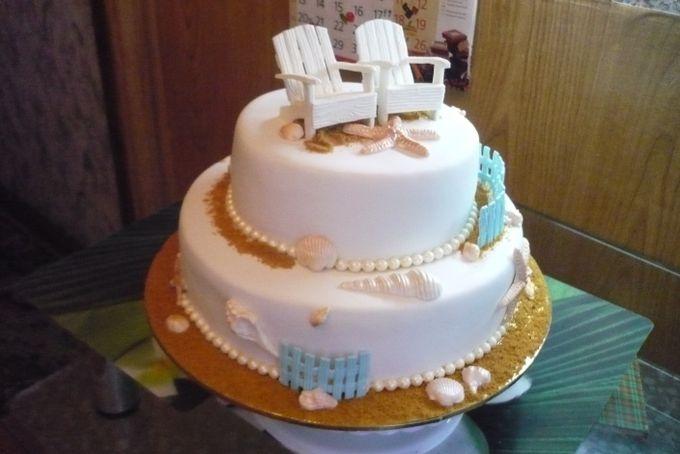 Свадебные торты фото цена