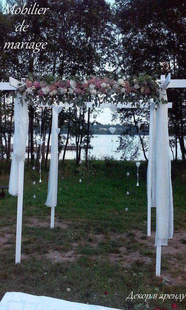 Фото 5855288 в коллекции Свадебный реквизит в наличии и на заказ - Аренда реквизита Mobilier_de_mariage