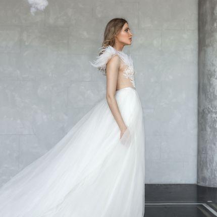 Свадебное платье White wing's