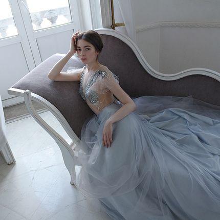 Свадебное платье Longbeef