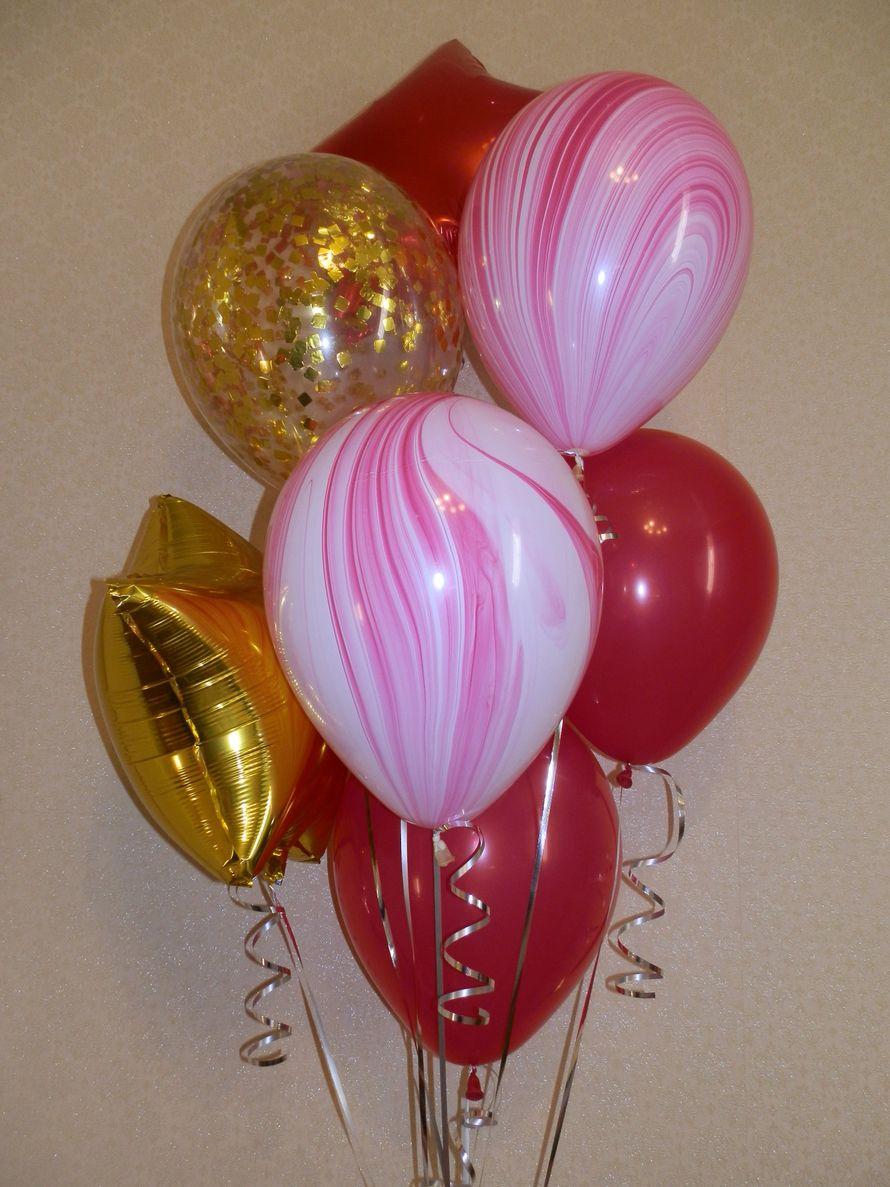 Фото 17958588 в коллекции Портфолио - Оформление воздушными шарами от Евгения Орлова