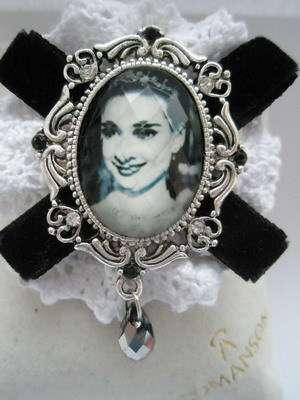 Великолепная Одри - фото 6718618 Камеи для свадебных букетов от Елены Мироненко