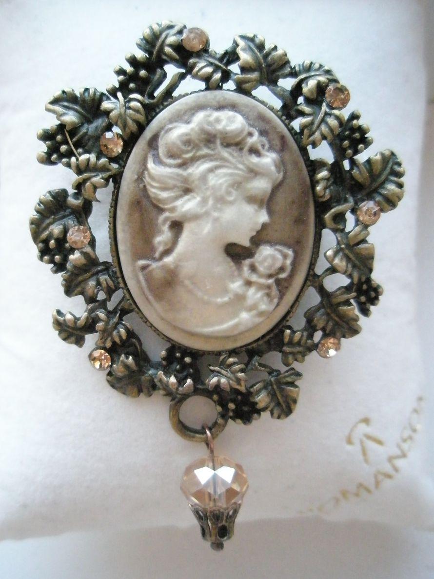 Фото 6719146 в коллекции Портфолио - Камеи для свадебных букетов от Елены Мироненко