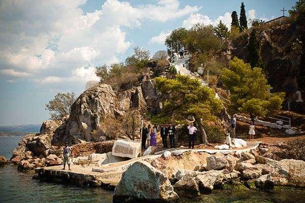 Фото 5916702 в коллекции Наши свадьбы - Романтические свадьбы за границей Bravo-evento
