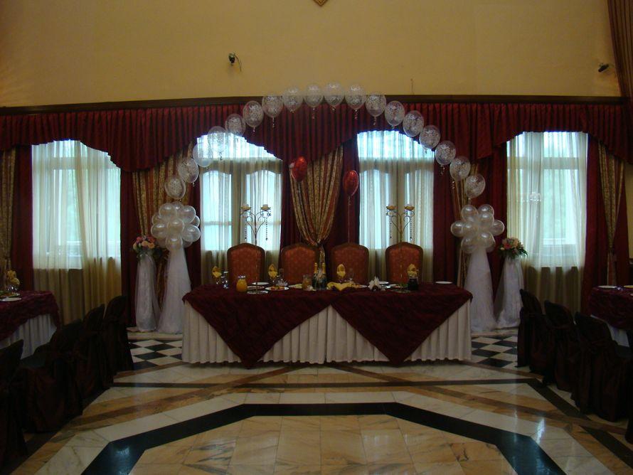 Фото 5926672 в коллекции Оформление зала  - Свадебное агентство Марии Бережневой
