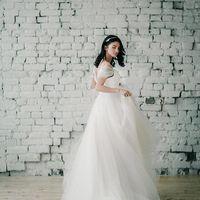 Свадебное платье Trudy ivory