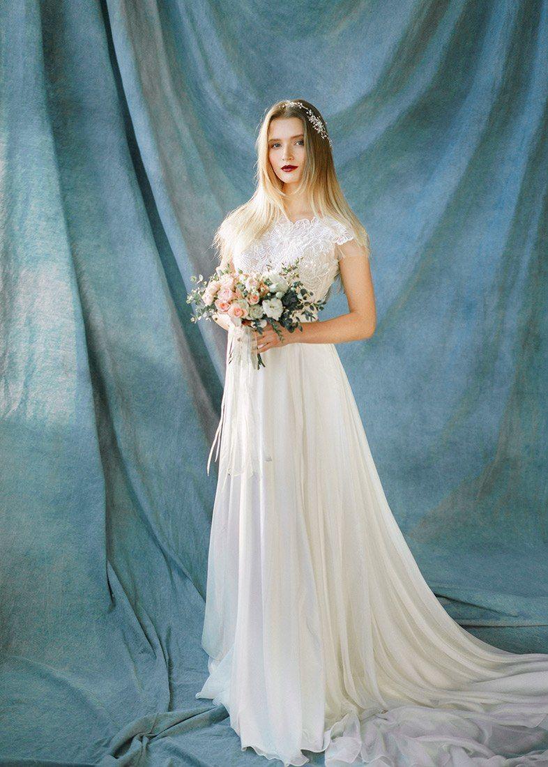 Свадебное платье Estel - фото 16541146 Будуарный салон Boudoir-Wedding