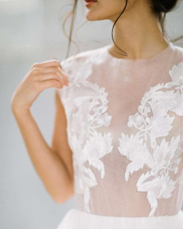 Свадебное платье Рапсодия - фото 16541176 Будуарный салон Boudoir-Wedding