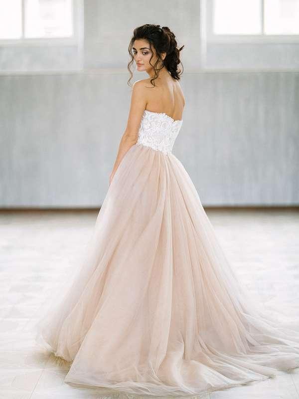 Свадебное платье Гармония - фото 16541236 Будуарный салон Boudoir-Wedding