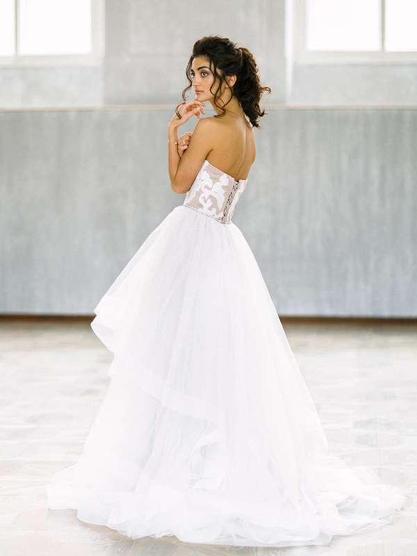 Свадебное платье Серена - фото 16541290 Будуарный салон Boudoir-Wedding