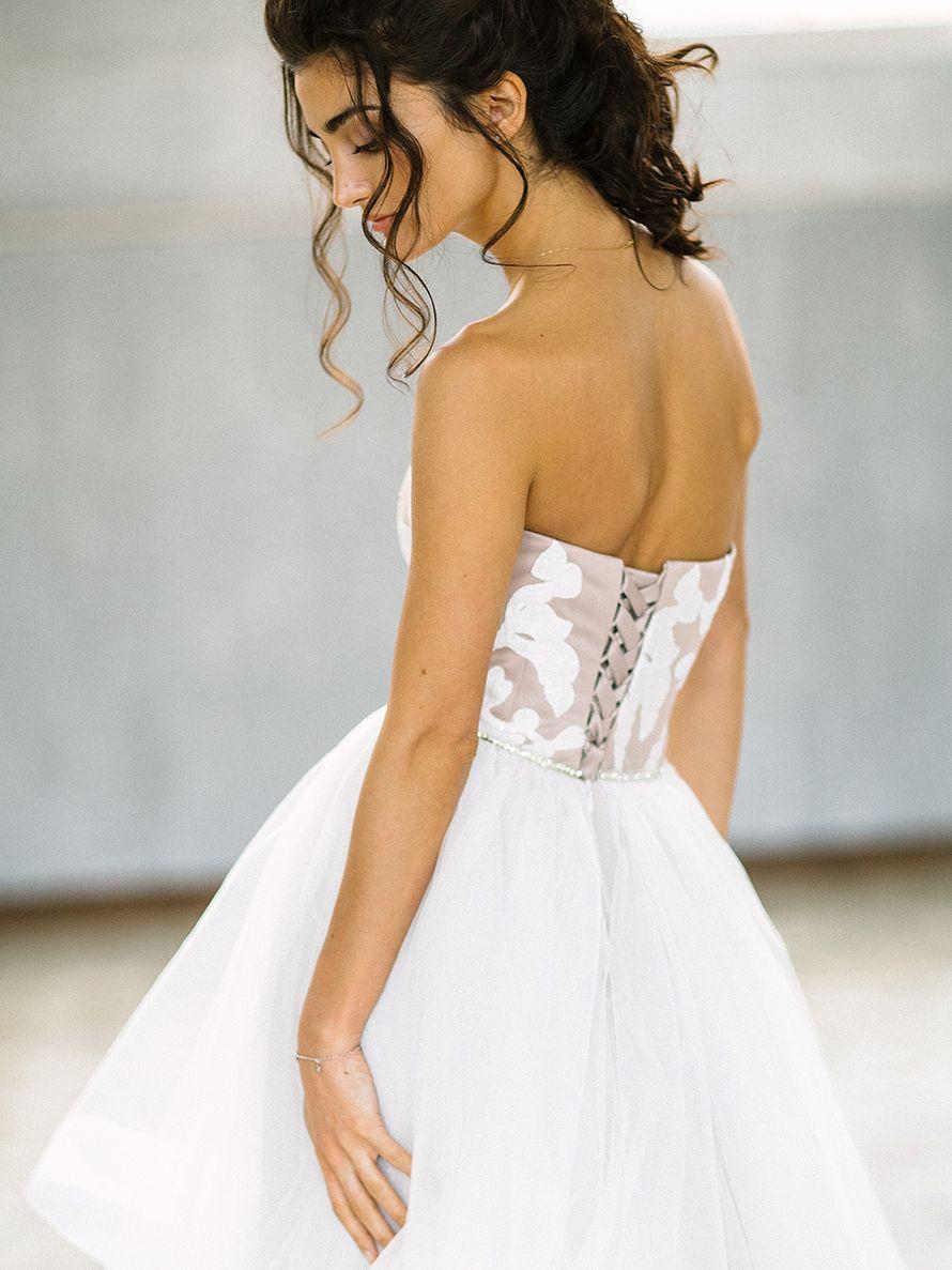 Свадебное платье Серена - фото 16541292 Будуарный салон Boudoir-Wedding