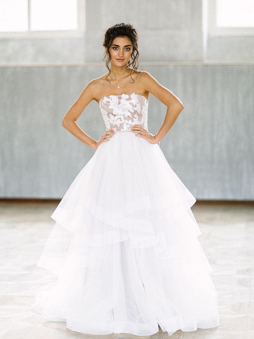 Свадебное платье Серена - фото 16541294 Будуарный салон Boudoir-Wedding