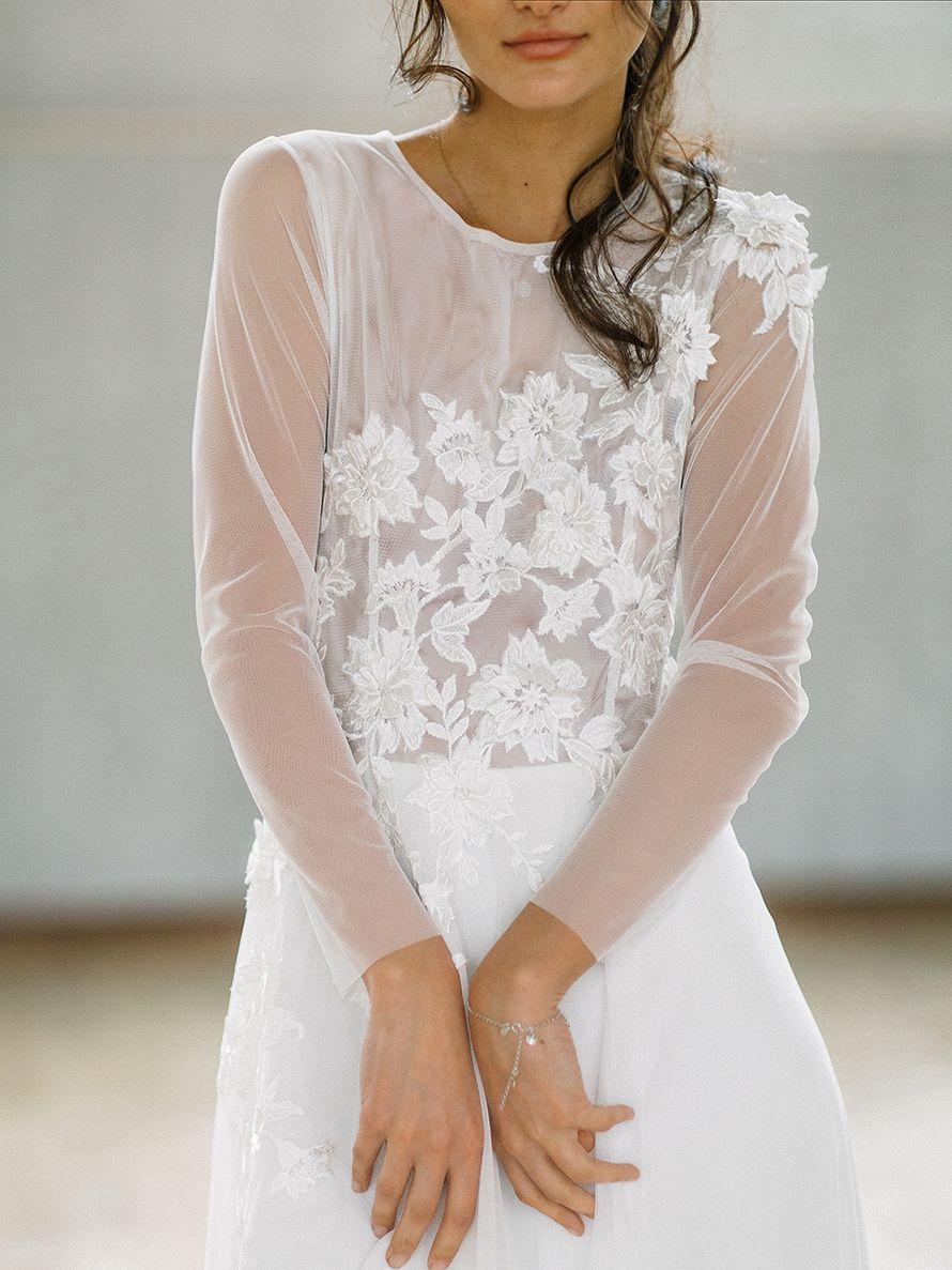 Свадебное платье Опера - фото 16541400 Будуарный салон Boudoir-Wedding