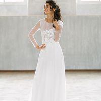 Свадебное платье Опера