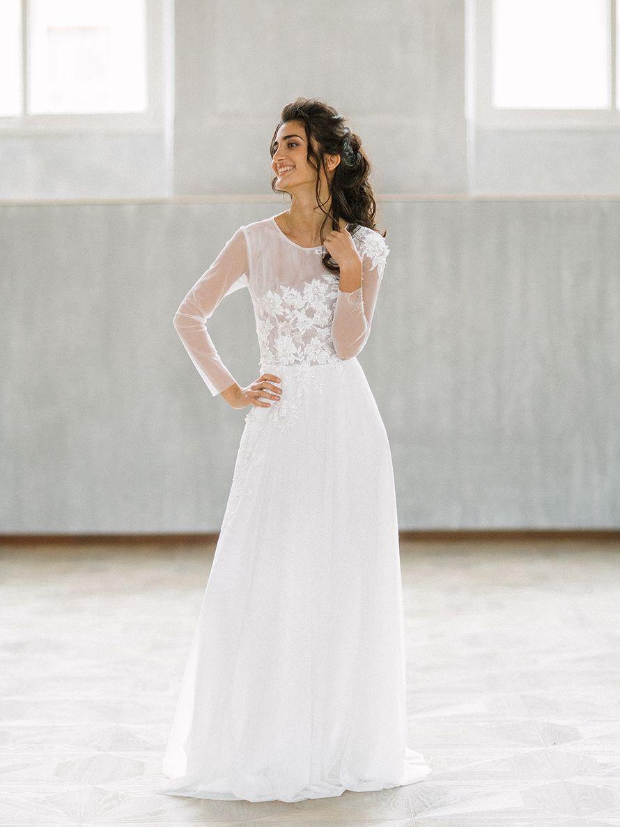 Свадебное платье Опера - фото 16541402 Будуарный салон Boudoir-Wedding