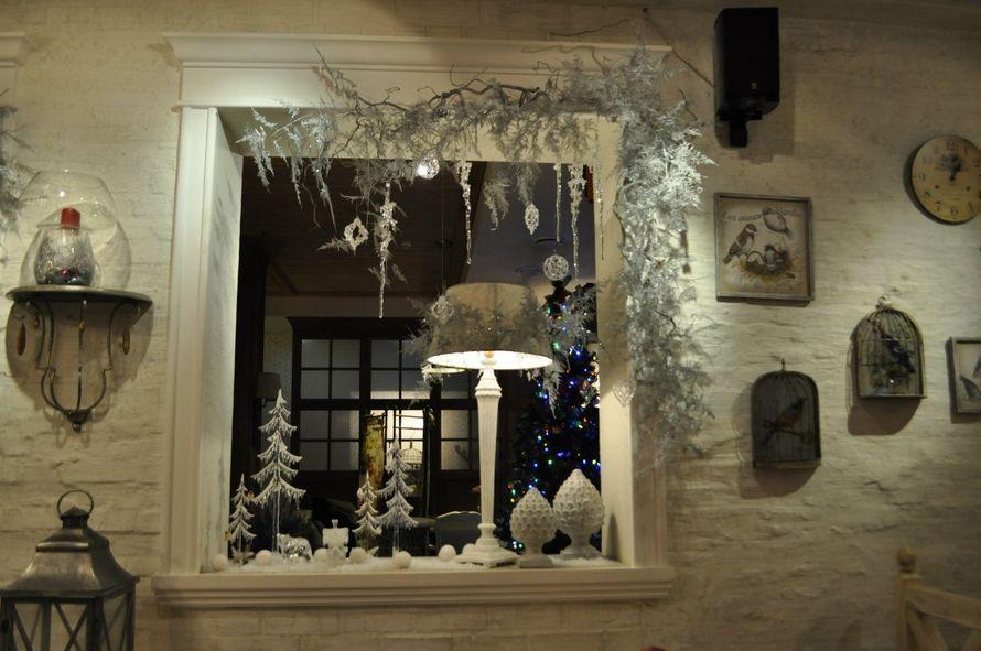 Новый год в ВЕРАНДЕ - фото 10105566 Флористика и декор FloriJi