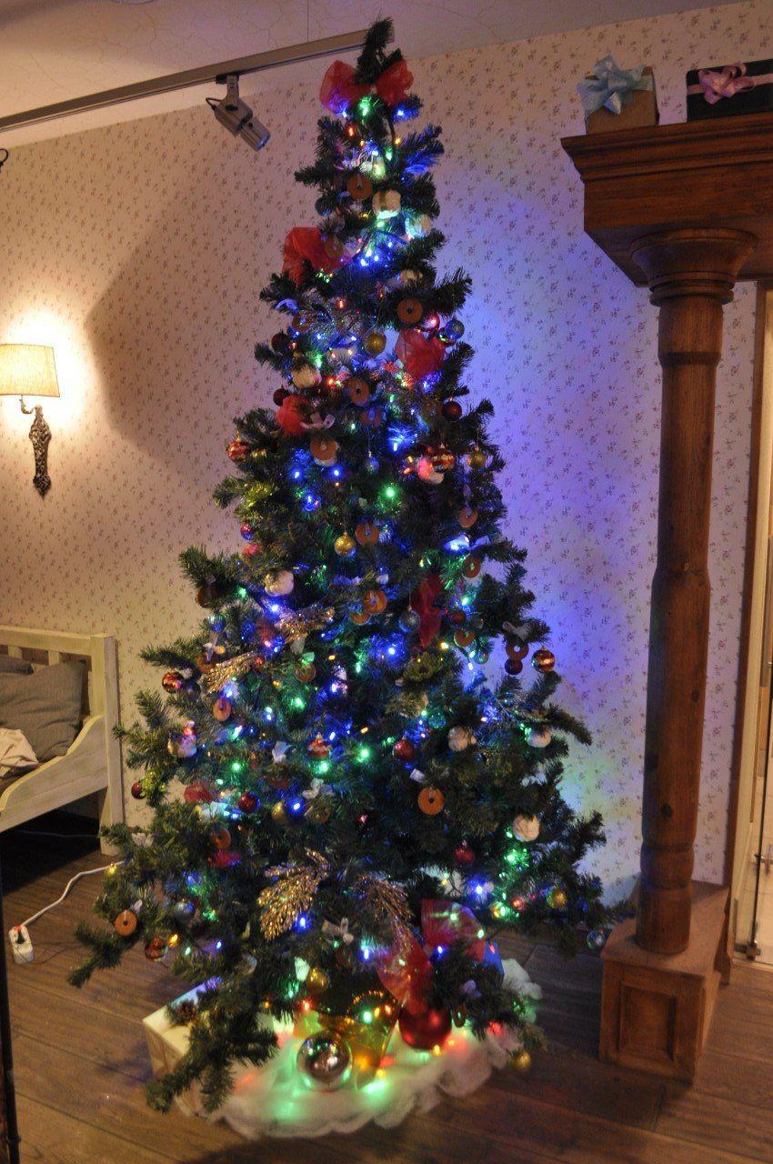 Новый год в ВЕРАНДЕ - фото 10105570 Флористика и декор FloriJi