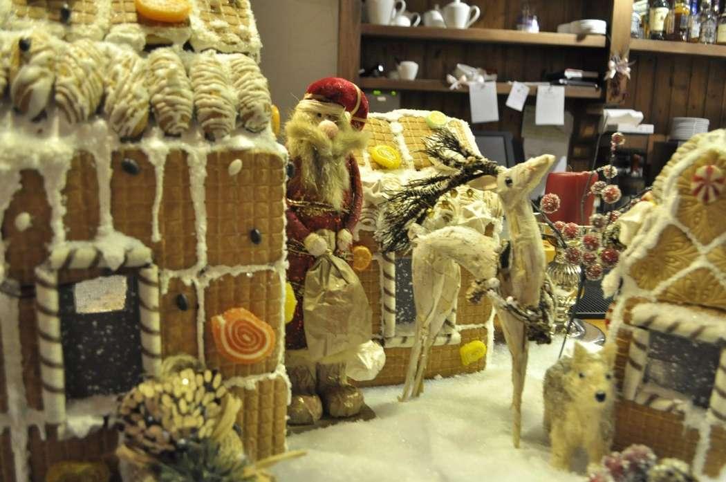 Новый год в ВЕРАНДЕ - фото 10105582 Флористика и декор FloriJi