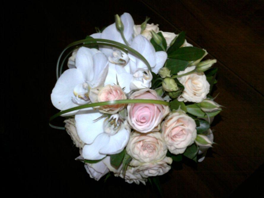 Фото 10105672 в коллекции Букет невесты - Флористика и декор FloriJi