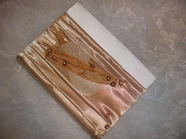 альбом для пожеланий: текстиль, бижутерия, аксессуары. - фото 10105716 Флористика и декор FloriJi