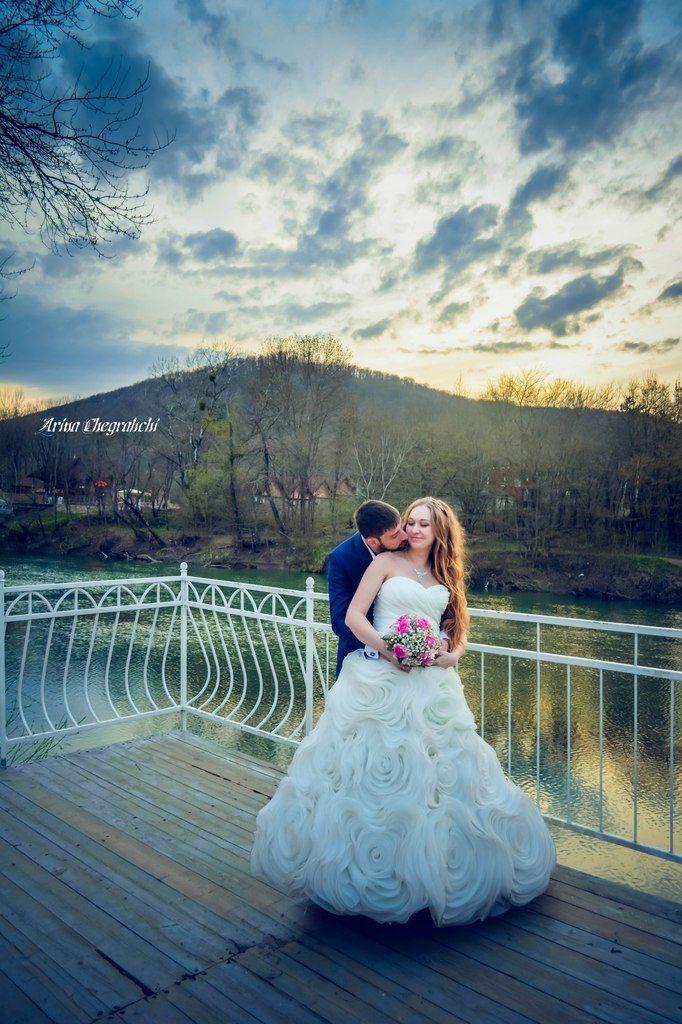 Фото 5954192 в коллекции Свадебки золотые - Фотограф Арина Чеграхчи