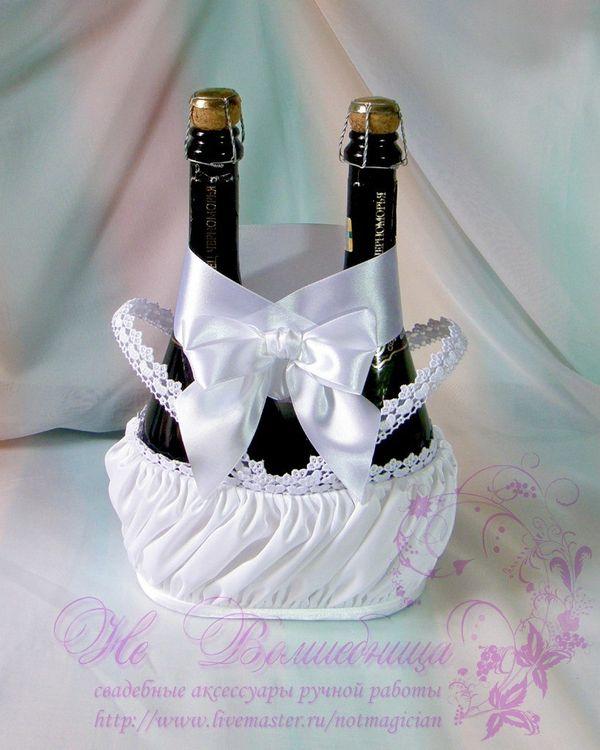 Шампанское для свадьбы мастер класс